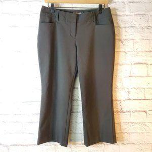 Express Design Studio Editor pants, black